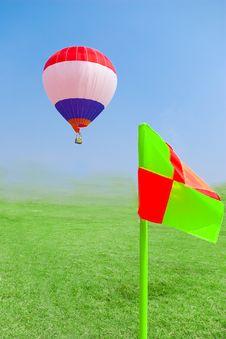 Free Hot Air Balloon Royalty Free Stock Photos - 7722968
