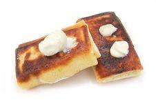 Free Pancakes Royalty Free Stock Photos - 7723258