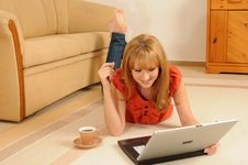 Free Casual At Home Stock Photo - 7723580