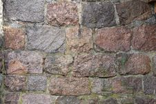 Free Old Brick Wall Texture Royalty Free Stock Images - 7723639