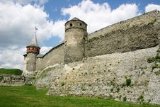 Free Old Fortress Royalty Free Stock Image - 7724536