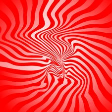 Free Abstract Red Background Royalty Free Stock Photography - 7724707