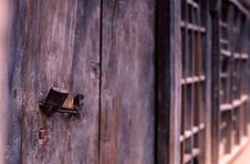 Free Old Door Stock Photo - 7724880