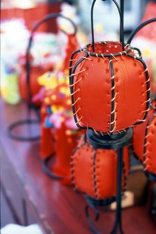Free Chinese Lantern Royalty Free Stock Photography - 7724907