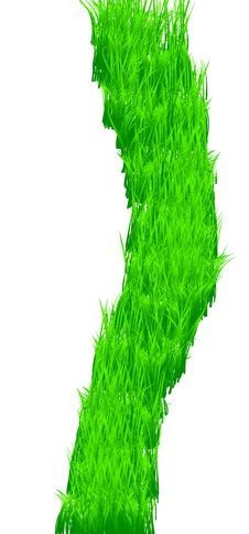 Free Green Grass Texture Stock Image - 7725141