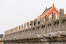 Free Forbidden City Stock Photo - 7725220