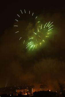 Free Fireworks Royalty Free Stock Image - 7725506