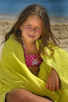 Free Summer Girl Stock Images - 7726814