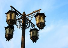 Free Street Lamp Stock Images - 7727304