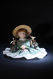 Free Antique Dolly Royalty Free Stock Image - 7727466
