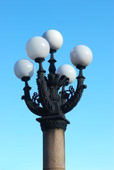 Free Street Lantern Stock Image - 7727741