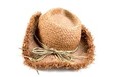 Free Straw Hat Royalty Free Stock Photos - 7727948