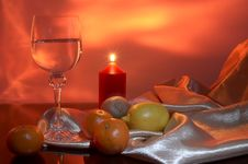 Free Romantic Still Life. Stock Images - 7728304