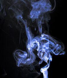 Colorful Smoke 3 Royalty Free Stock Photos