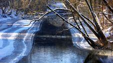 Free Frozen River Stock Photos - 7729263