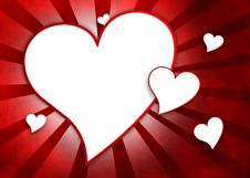 Free Valentine S Day Greeting Card Royalty Free Stock Images - 7729319