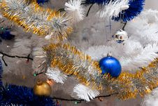 Free Christmas Tree Ornament Stock Images - 7729354