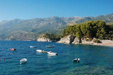 Free Montenegro Coast Stock Photography - 7729462