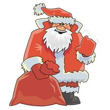 Free Santa Claus Stock Photography - 7729852
