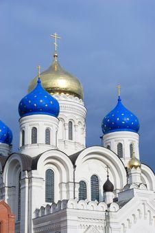 Free Nikolo_Ugreshsku Monastery 4 Royalty Free Stock Image - 7729916