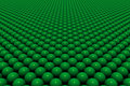 Free Green Spheres Texture Royalty Free Stock Photography - 7731407