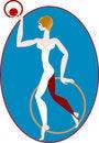 Free Acrobat Royalty Free Stock Image - 7732736