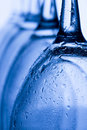 Free Blue Glass Stock Photography - 7733882