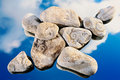 Free Motley Stones Royalty Free Stock Photography - 7735757