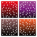 Free Multicolor Backgrounds With Little Stars Stock Image - 7736421