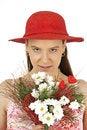 Free Romantic Girl Royalty Free Stock Image - 7738686