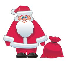 Free Santa Claus Royalty Free Stock Images - 7730129