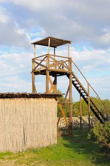 Free Watchtower Royalty Free Stock Image - 7730706