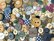 Free Buttons Stock Photos - 7730903