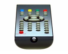 Free TV Remote Control Stock Image - 7731201