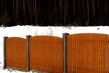 Free Fence Royalty Free Stock Images - 7731869