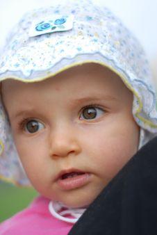 Free Beautiful Little Girl Stock Image - 7732141