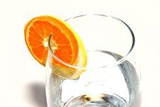 Free Glass And Lemon Stock Photo - 7732310
