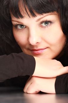 Free Beauty Portrait Stock Photography - 7732462
