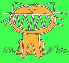 Free Kitten Royalty Free Stock Photos - 7732548