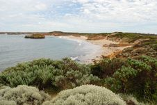 Free Great Ocean Road - Bay Of Islands Stock Photos - 7732773