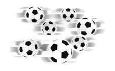 Free Soccer Balls Royalty Free Stock Photos - 7733218