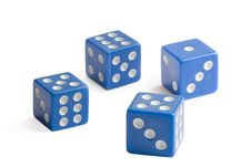 Free Dice Stock Photography - 7733262