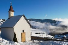 Free The Little Churche Royalty Free Stock Photo - 7733455