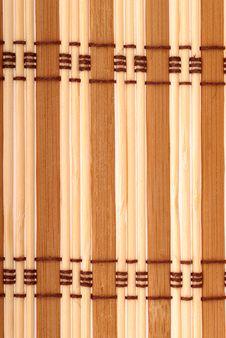 Free Bamboo Rug Royalty Free Stock Photos - 7733528
