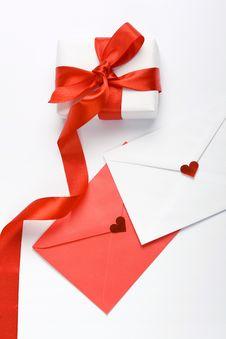 Free Valentine S Day Presents Stock Photos - 7734323