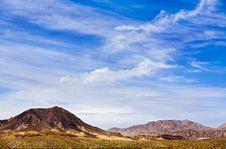 Free Desert View 2 Stock Image - 7734521