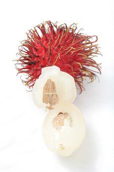 Free Rambutan Fruit Stock Photo - 7734590