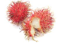 Free Rambutan Fruit Stock Image - 7734591