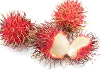 Free Rambutan Fruit Stock Photo - 7734600