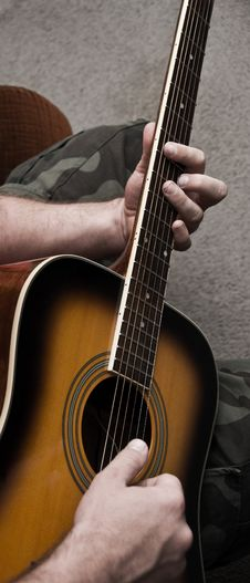 Free Guitarist Stock Images - 7734644